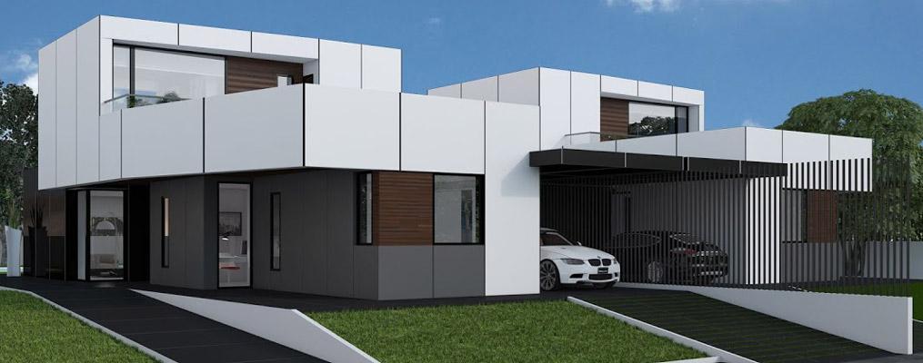 Resan modular casas prefabricadas e industrializadas de - Modulos de casas ...