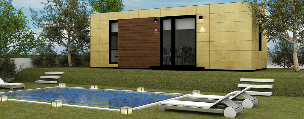 Modulos de jard n resan modular for Biombo exterior para jardin