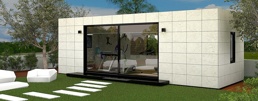 Modulos de jard n gimnasio resan modular for Gimnasios cerca